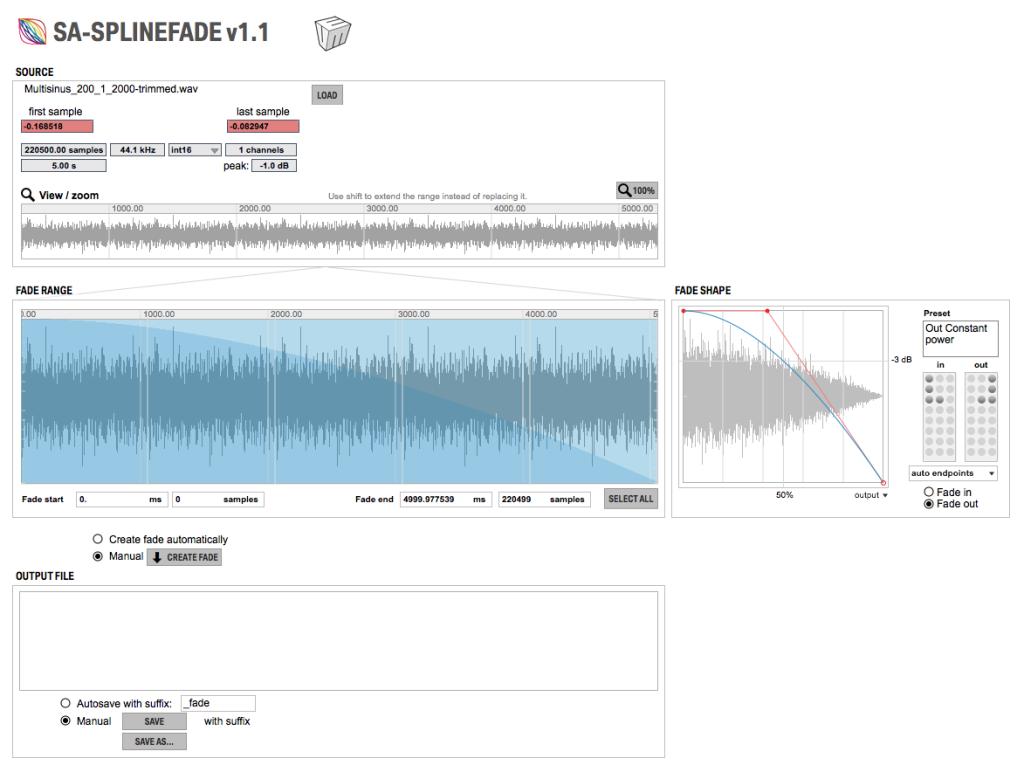Splinefade v1.1 screenshot-png